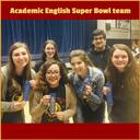Congratulations to the Academic Super Bowl team