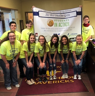McCutcheon earns gold in Jefferson Awards competition