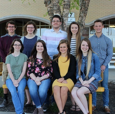 McCutcheon names valedictorians